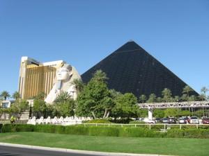 Luxor, Las Vegas.