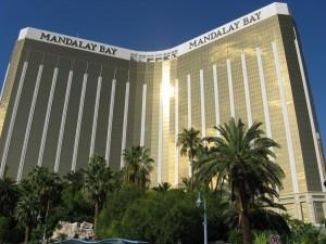 Mandalay Bay, Las Vegas.